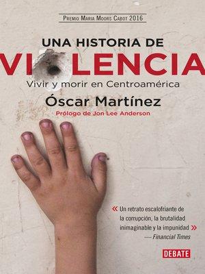 cover image of Una historia de violencia