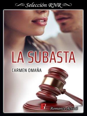 cover image of La subasta