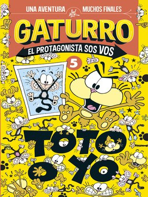 cover image of Gaturro. Toto o yo