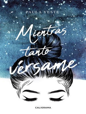 cover image of Mientras tanto vérsame