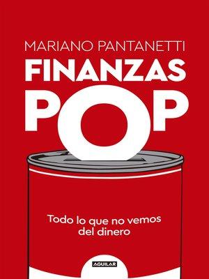 cover image of Finanzas Pop