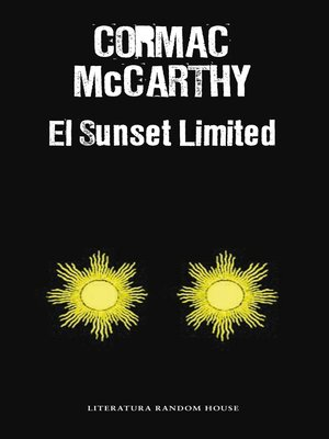 Limited sunset mccarthy cormac pdf