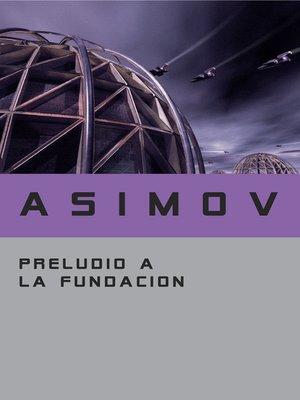 cover image of Preludio a la Fundación