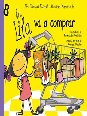 cover image of La Lila va a comprar