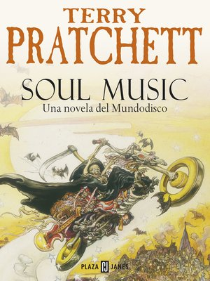 cover image of Música soul