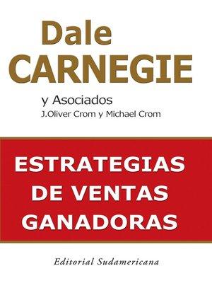 cover image of Estrategias de ventas ganadoras
