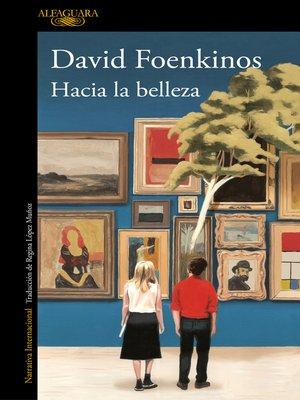 cover image of Hacia la belleza