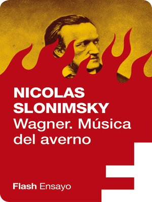 cover image of Wagner. Música del averno