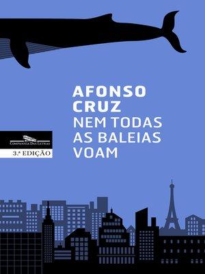 cover image of Nem todas as baleias voam
