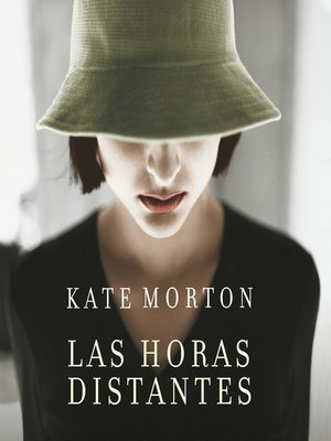 cover image of Las horas distantes