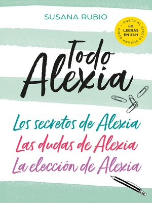 cover image of Todo Alexia (Pack
