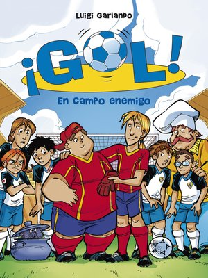 cover image of En campo enemigo