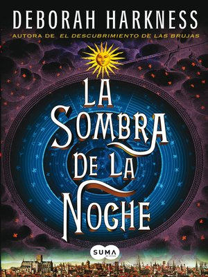 cover image of La sombra de la noche (El descubrimiento de las brujas 2)
