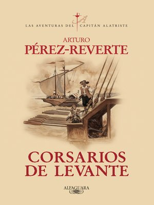 cover image of Corsarios de Levante