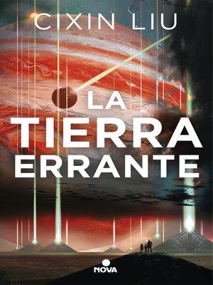 cover image of La tierra errante