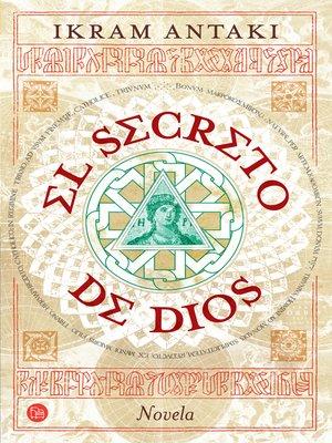 cover image of El secreto de Dios