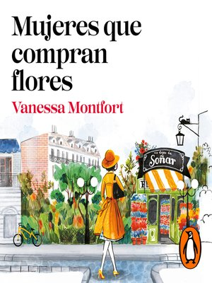 cover image of Mujeres que compran flores