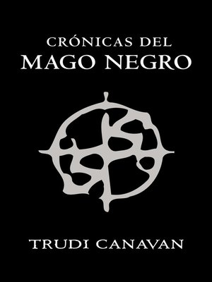 cover image of Crónicas del mago negro