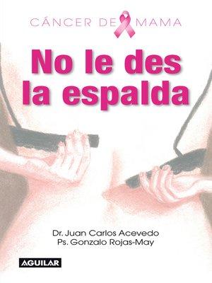 cover image of Cáncer de mama