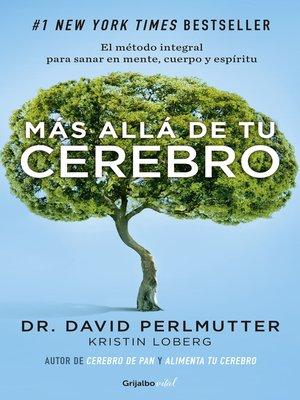 cover image of Más allá de tu cerebro