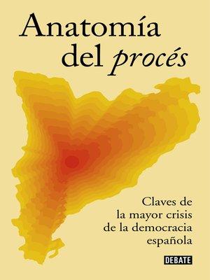 cover image of Anatomía del procés