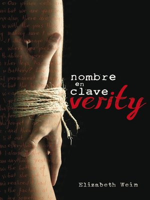 cover image of Nombre en clave