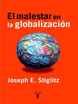 cover image of El malestar en la globalización