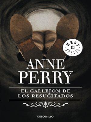 cover image of El callejón de los resucitados