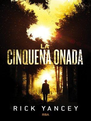 cover image of La cinquena onada (La Cinquena Onada 1)