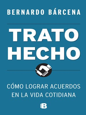 cover image of Trato hecho