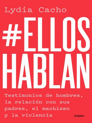 cover image of #EllosHablan