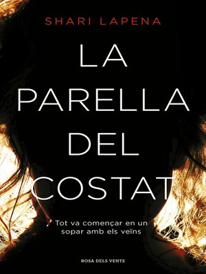 cover image of La parella del costat