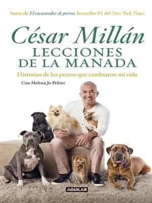 cover image of Lecciones de la manada