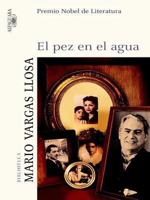 cover image of El pez en el agua