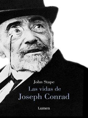 cover image of Las vidas de Joseph Conrad