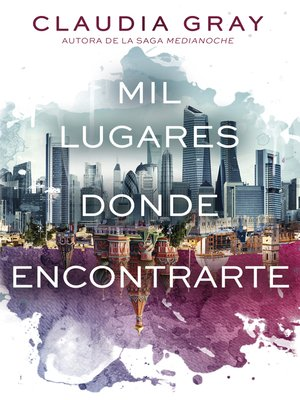 cover image of Mil lugares donde encontrarte