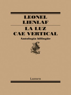 cover image of Luz cae vertical