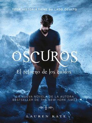 cover image of El retorno de los caídos (Oscuros 5)