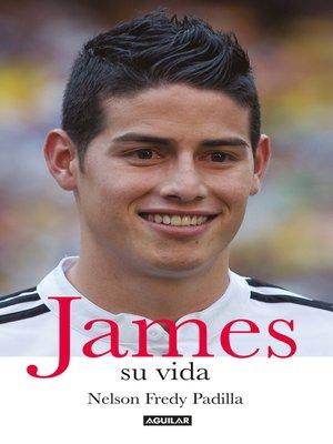 cover image of James, su vida