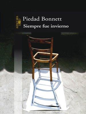 cover image of Siempre fue invierno
