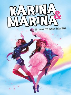 cover image of Un minuto para triunfar (Karina & Marina 2)