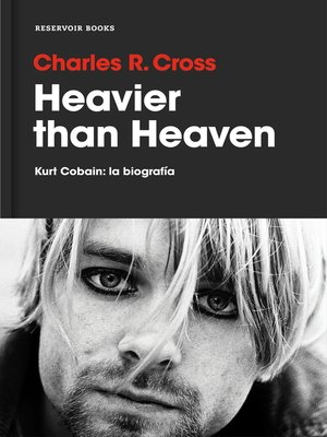 cover image of Heavier than Heaven