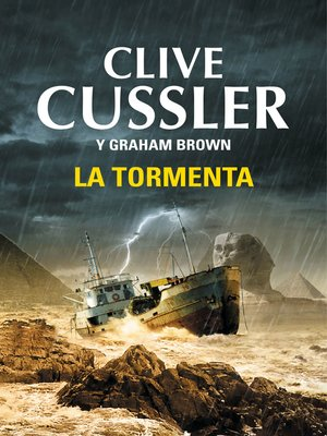 cover image of La tormenta (Archivos NUMA 10)