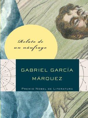 cover image of Relato de un náufrago