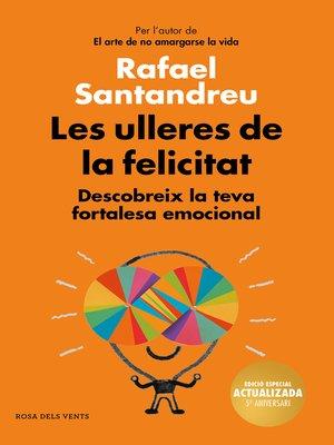 cover image of Les ulleres de la felicitat