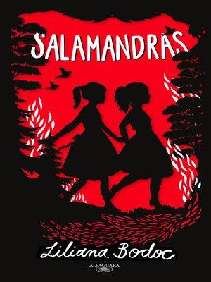 cover image of Salamandras (Serie Elementales)