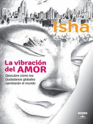 cover image of La vibración del amor