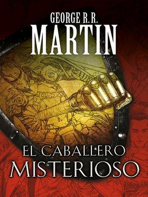cover image of El caballero misterioso