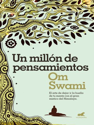 cover image of Un millón de pensamientos