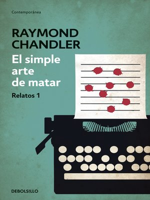 cover image of El simple arte de matar